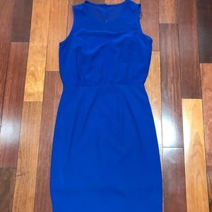 Blue Marc Andrew dress Size 8